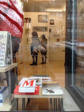 Blonde Art Books Store