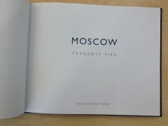 Yevgeniy Fiks - Moscow