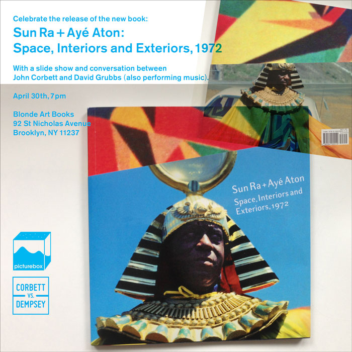Sun Ra _ PictureBox