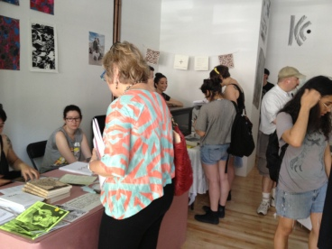 Bushwick Art Book & Zine Fair 12