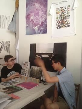 Bushwick Art Book & Zine Fair _ Capricious