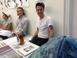 Bushwick Art Book & Zine Fair _ Ryan Foerester