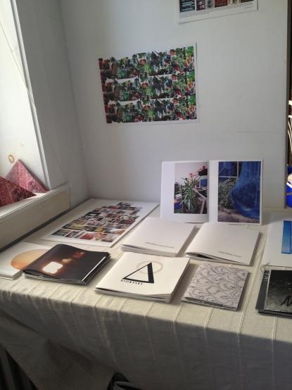 Bushwick Art Book & Zine Fair Miniature Garden