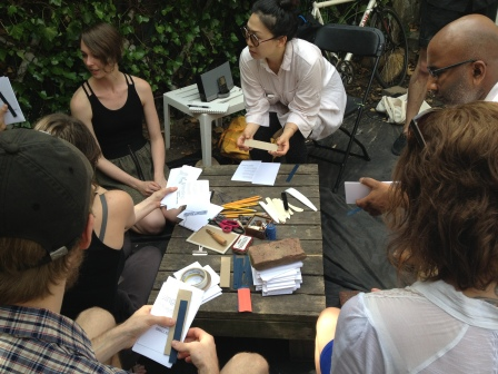 Bushwick Art Book & Zine Fair Small Editions Workshop03