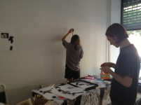 Bushwick Art Book & Zine Fair02 - Peradam