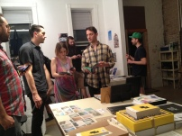 Bushwick Art Book & Zine Fair07