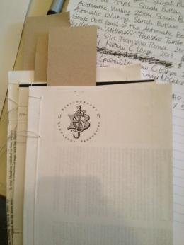 Bushwick Art Book & Zine Fair_ Sarah Butler