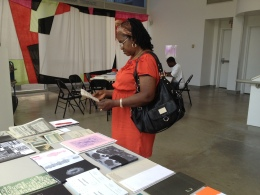 Blonde Art Books @ ICA, Philadelphia 6/15/13
