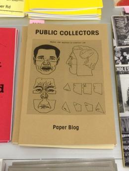 Blonde Art Books _ Hyde Park Art Center _ Temporary Services06