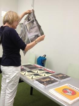 Blonde Art Books _ Hyde Park Art Center - Shifter