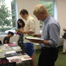 Blonde Art Books _ Hyde Park Art Center01