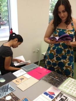 Blonde Art Books _ Hyde Park Art Center02