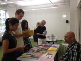 Blonde Art Books _ Hyde Park Art Center04