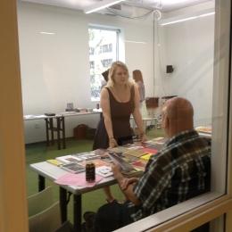 Blonde Art Books _ Hyde Park Art Center07