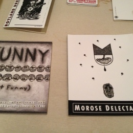Blonde Art Books - Detroit - Rotland Press