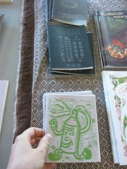 Blonde Art Books - The Mattress Factory - Art Noose Ker-Bloom02