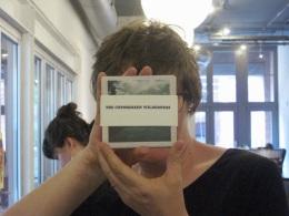 Blonde Art Books - The Mattress Factory - Francesca Tamse