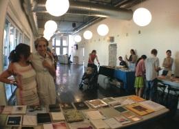 Blonde Art Books - The Mattress Factory04