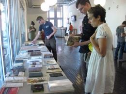 Blonde Art Books - The Mattress Factory05