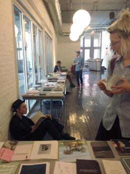 Blonde Art Books - The Mattress Factory20