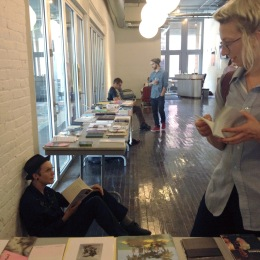 Blonde Art Books - The Mattress Factory20