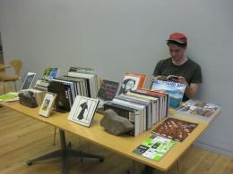 Blonde Art Books Wexner Center05 James Payne VV BOOKS