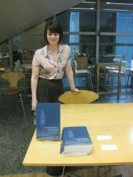 Blonde Art Books Wexner Center06 Hannah Stephenson