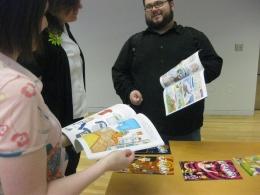 Blonde Art Books Wexner Center07