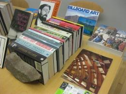 Blonde Art Books Wexner Center16 VV BOOKS