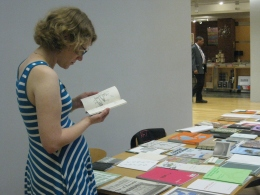 Blonde Art Books Wexner Center19