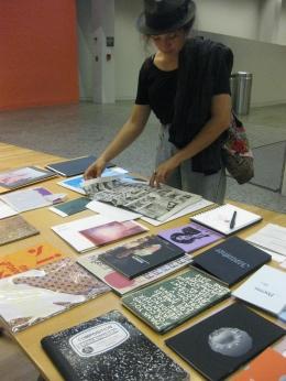 Blonde Art Books Wexner Center23