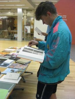 Blonde Art Books Wexner Center27