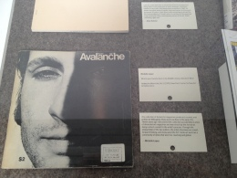 Michelle Lopez - Avalanche (New York, N.Y.). (1970). New York: Center for New Art Activities [etc.].