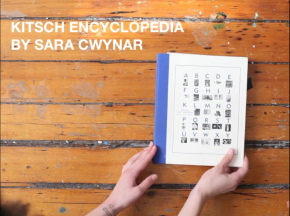 Kitsch Encyclopedia by Sara Cwynar