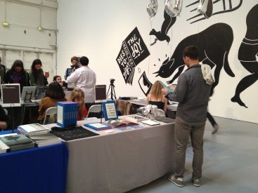 Blonde Art Books Kitch Encyclopedia LA Art Book Fair 2014 06