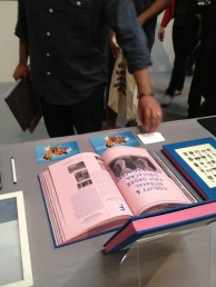 Blonde Art Books Kitch Encyclopedia LA Art Book Fair 2014 11