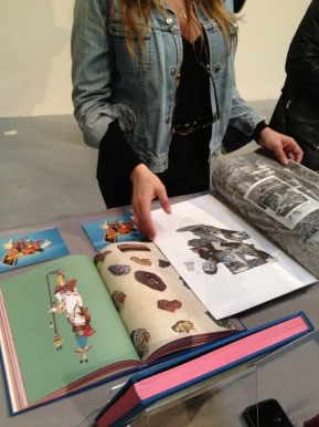 Blonde Art Books Kitch Encyclopedia LA Art Book Fair 2014 12