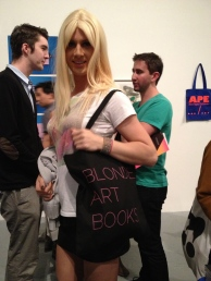 Blonde Art Books Kitch Encyclopedia LA Art Book Fair 2014 13
