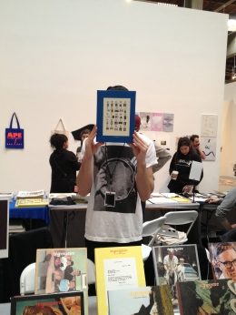 Blonde Art Books Kitch Encyclopedia LA Art Book Fair 2014 14