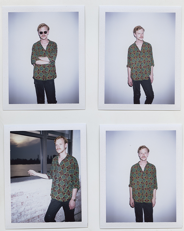 matt color contact sheet