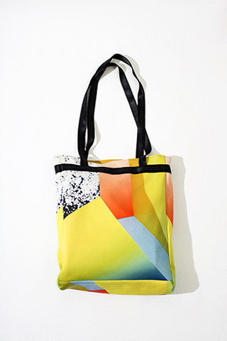 WAX Magazine Convertible Neoprene Tote-Backpack