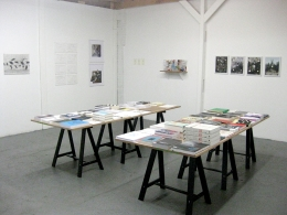 Installation view, Render Visible, 2012