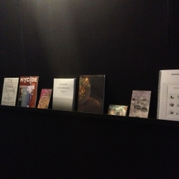 Publications, Installation view, This Summer... 2014