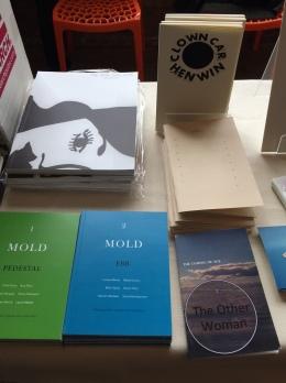 Blonde Art Books at PMF VI