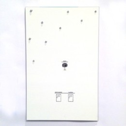 Sara Greenburger Rafferty, Wall publication: Tree, 2015