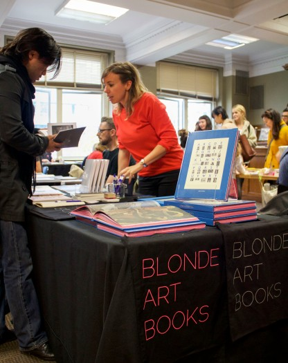 Blonde Art Books