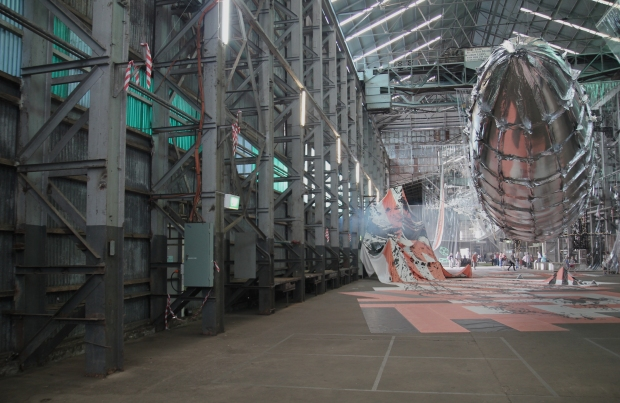 1. Lee Bul, Willing to be vulnerable