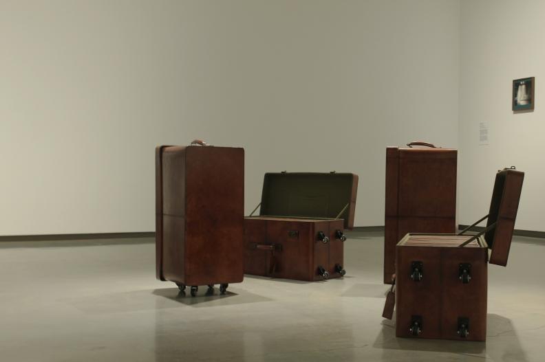 4. Dayanita Singh, Suitcase Museum