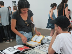 Juliana Cerqueira Leite at the Capricious table