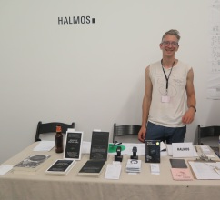 Erik Wysocan of Halmos